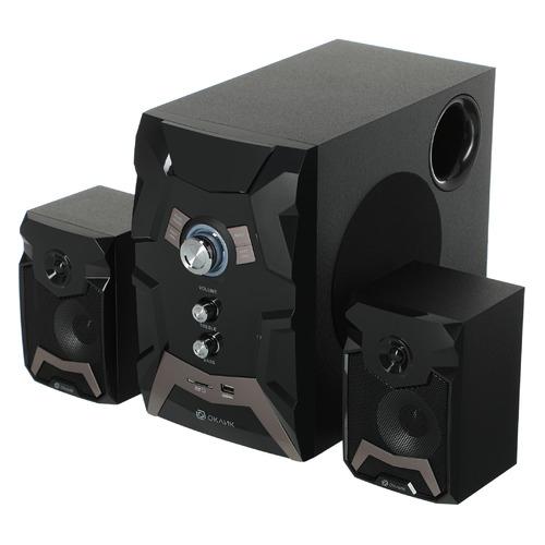 Колонки Bluetooth OKLICK OK-441, 2.1, черный [2110b] oklick ok 441 черный