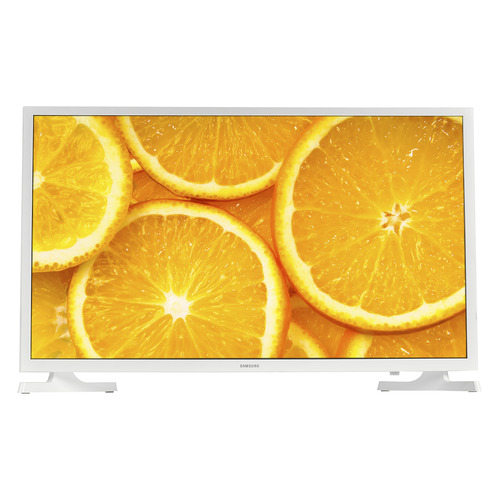 LED телевизор SAMSUNG UE32N4510AUXRU R, 32, HD READY (720p), белый ltn140at02 for samsung r425 14 0 led display laptop lcd screen matrix panel glossy 1366 768 hd lvds 40pins