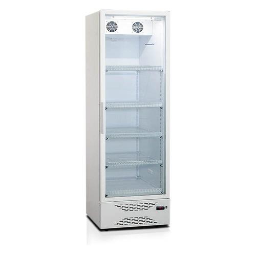 лучшая цена Холодильная витрина БИРЮСА Б-460DNQ, однокамерный, белый