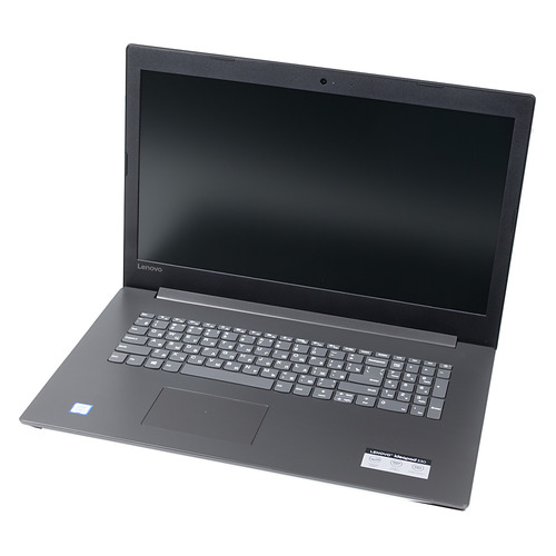 Ноутбук LENOVO IdeaPad 330-17IKB, 17.3, Intel Core i3 7020U 2.3ГГц, 4Гб, 500Гб, Intel HD Graphics 620, Windows 10, 81DM0096RU, черный