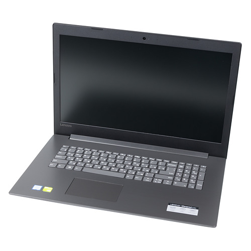 Ноутбук LENOVO IdeaPad 330-17IKB, 17.3, Intel Core i3 7020U 2.3ГГц, 6Гб, 500Гб, nVidia GeForce Mx110 - 2048 Мб, Windows 10, 81DK003TRU, черный lenovo ideacentre 510 23ish f0cd008trk белый 6гб windows intel core i3