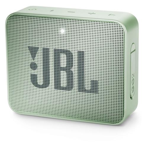 Портативная колонка JBL GO 2, 3Вт, светло-зеленый [jblgo2mint] цена
