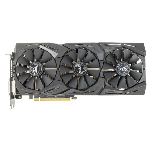 цена на Видеокарта ASUS nVidia GeForce GTX 1060 , STRIX-GTX1060-A6G-GAMING, 6Гб, GDDR5, Ret
