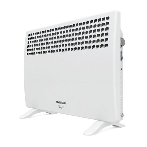 Фото - Конвектор HYUNDAI H-HV16-15-UI621, 1500Вт, белый водонагреватель hyundai h swe7 50v ui712 50л 1500вт вертикальный
