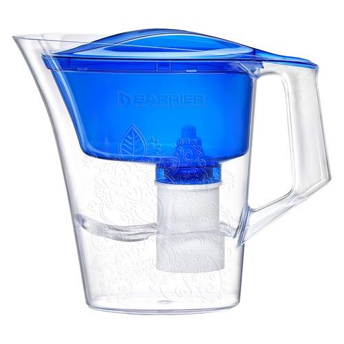 Фильтр для воды БАРЬЕР Танго, синий, 2.5л [в291р00] цена и фото