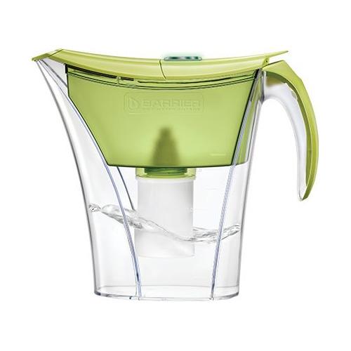 Фильтр для воды БАРЬЕР Смарт Опти-Лайт, фисташковый, 3.3л [в38нр68] все цены