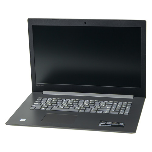 Ноутбук LENOVO V320-17IKB, 17.3, Intel Core i3 7130U 2.7ГГц, 4Гб, 128Гб SSD, Intel HD Graphics 620, DVD-RW, Windows 10 Home, 81AH0068RU, серый