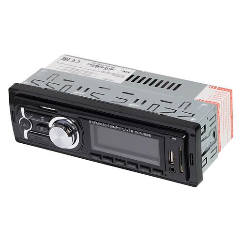 Автомагнитола DIGMA DCR-360B DCR-360B по цене 1 290