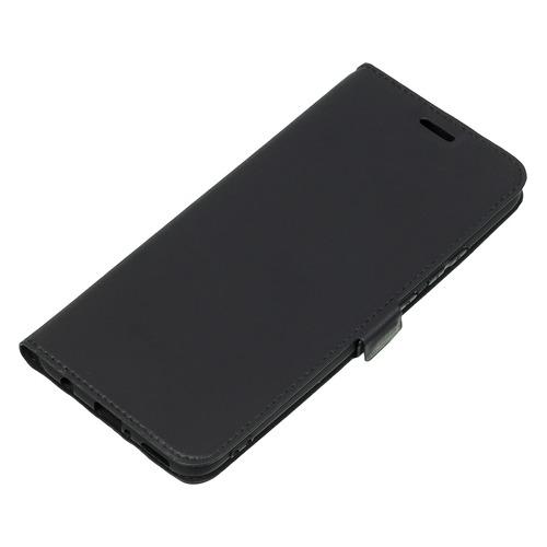 Чехол (флип-кейс) DF hwFlip-45, для Huawei Nova 3, черный стоимость