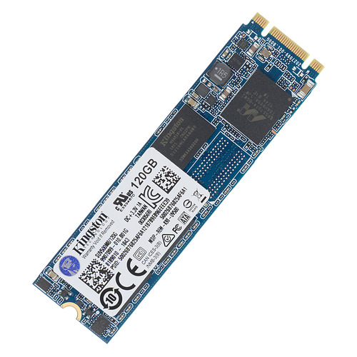 все цены на SSD накопитель KINGSTON UV500 SUV500M8/120G 120Гб, M.2 2280, SATA III