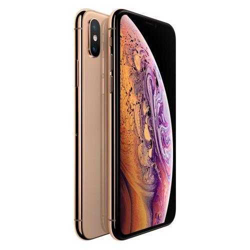 цена на Смартфон APPLE iPhone XS 64Gb, MT9G2RU/A, золотистый