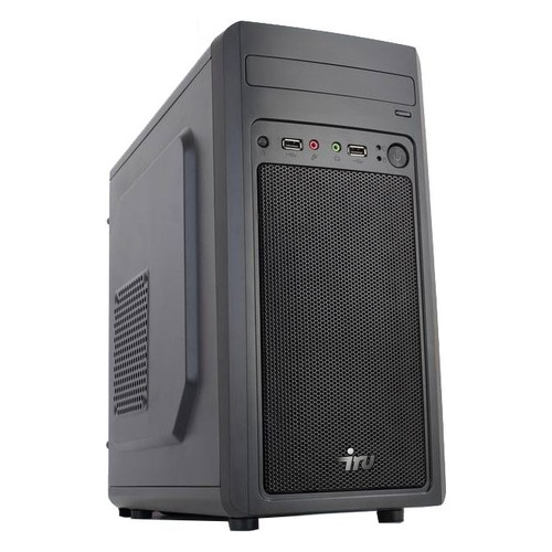 все цены на Компьютер IRU Office 110, Intel Celeron J1800, DDR3 4Гб, 500Гб, Intel HD Graphics, Free DOS, черный [1089237] онлайн