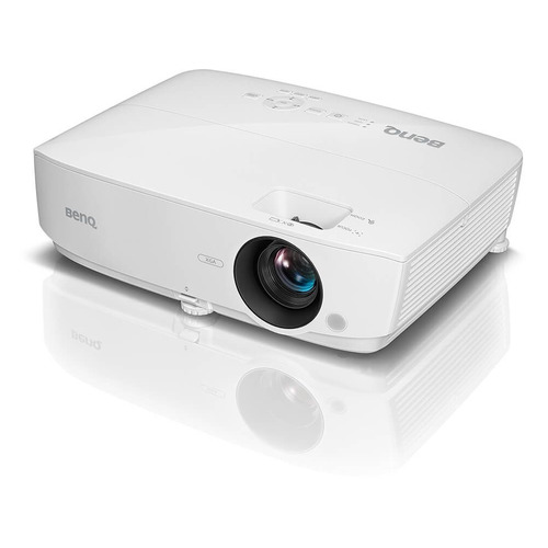 Фото - Проектор BENQ MX535, белый [9h.jjv77.33e] проектор benq w2000 dlp 1920x1080 2000 ansi lm 15000 1 vga hdmi rs 232 9h y1j77 17e