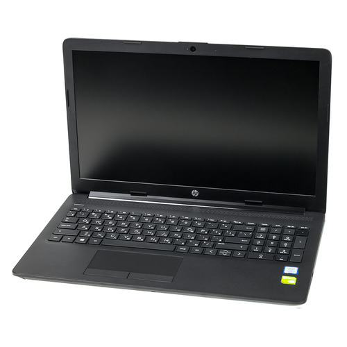 Ноутбук HP 15-da0307ur, 15.6, Intel Core i5 7200U 2.5ГГц, 4Гб, 16Гб Intel Optane, 1000Гб, nVidia GeForce Mx110 - 2048 Мб, Windows 10, 5CS57EA, черный ноутбук acer aspire a315 53g 53qe 15 6 intel core i5 8250u 1 6ггц 4гб 16гб intel optane 2тб nvidia geforce mx130 2048 мб windows 10 nx h1rer 005 черный