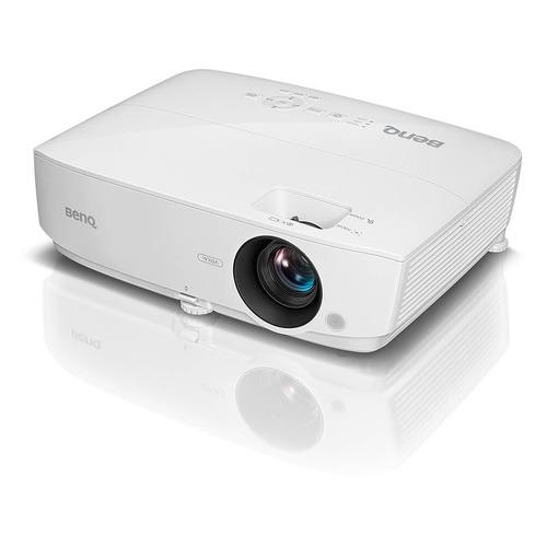 Фото - Проектор BENQ MW535, белый [9h.jjx77.33e] проектор benq w2000 dlp 1920x1080 2000 ansi lm 15000 1 vga hdmi rs 232 9h y1j77 17e