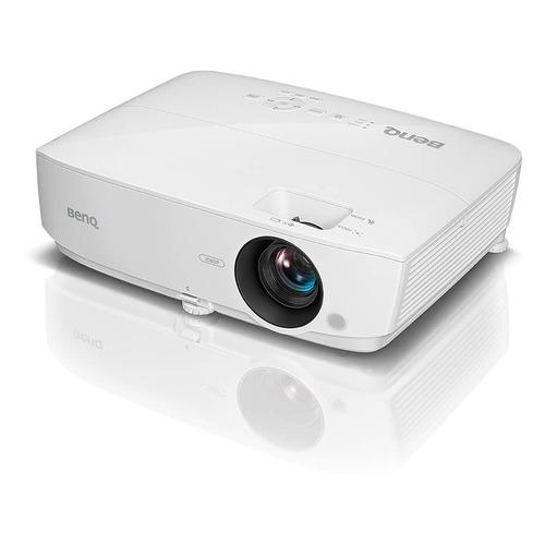 Фото - Проектор BENQ MH535, белый [9h.jjy77.33e] проектор benq w2000 dlp 1920x1080 2000 ansi lm 15000 1 vga hdmi rs 232 9h y1j77 17e