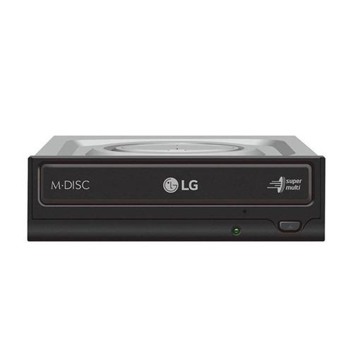цена на Оптический привод DVD-RW LG GH24NSD5, внутренний, SATA, черный