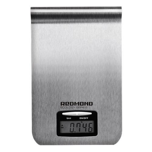 Весы кухонные REDMOND RS-M732, серебристый диакнеаль авен цена