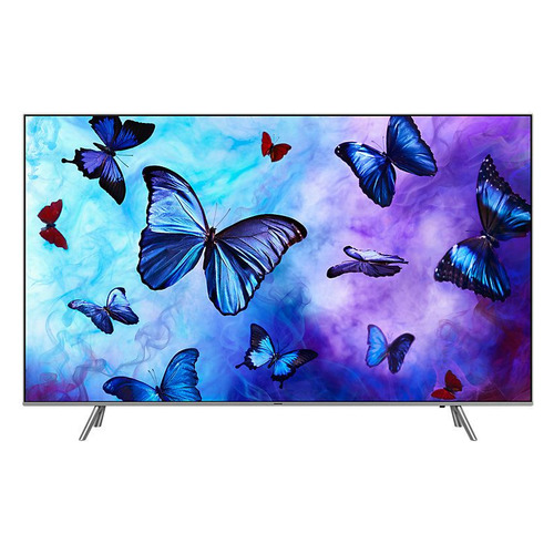 "LED телевизор TCL L55P6US ""R"", 55"", Ultra HD 4K (2160p), серебристый TCL"