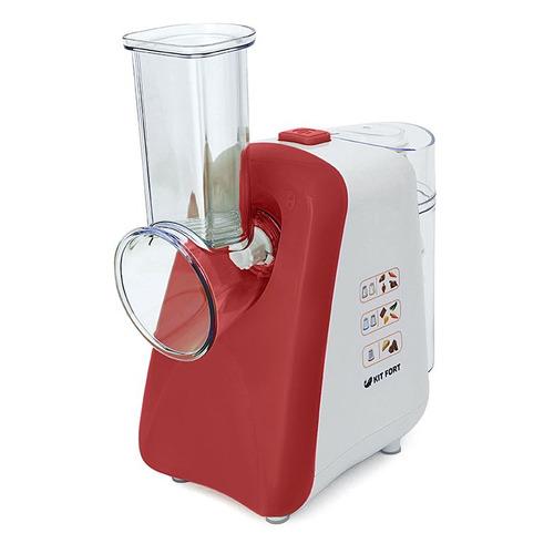 Измельчитель электрический Kitfort КТ-1318-1 150Вт красный цена
