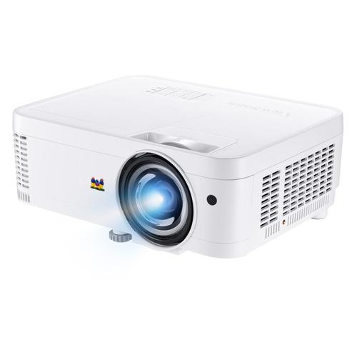 Проектор VIEWSONIC PS501X, белый [vs17259]