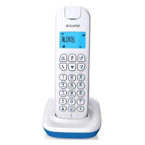 Радиотелефон ALCATEL E132, белый [atlv1415605] радиотелефон