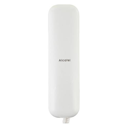 Проводной телефон ALCATEL T06, белый