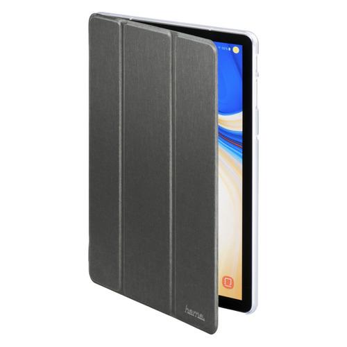Чехол для планшета HAMA Fold Clear, для Samsung Galaxy Tab S4, серый [00182400] чехол книжка 450109 samsung galaxy s4 ozaki o coat original worldpass в виде обложки от паспорта япония
