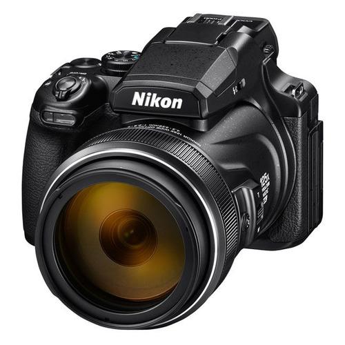 Фото - Цифровой фотоаппарат NIKON CoolPix P1000, черный фотоаппарат nikon coolpix w300 камуфляж