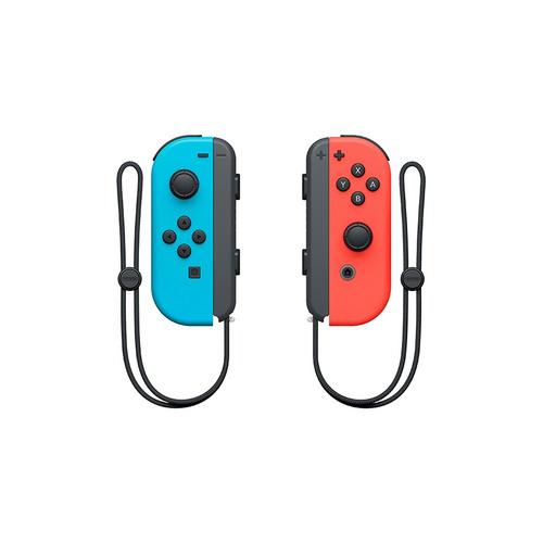 Беспроводной контроллер NINTENDO Joy-Con, для Nintendo Switch, красный/синий геймпад nintendo switch pro controller