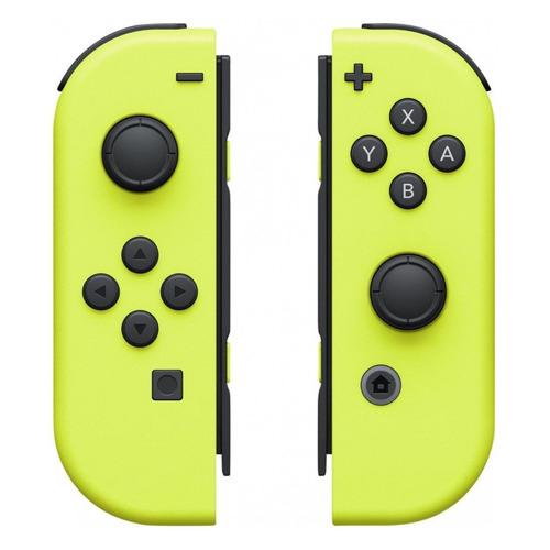 цена на Беспроводной контроллер NINTENDO Joy-Con, для Nintendo Switch, желтый