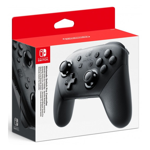 Беспроводной контроллер NINTENDO Pro, для Nintendo Switch, серый nintendo switch серый