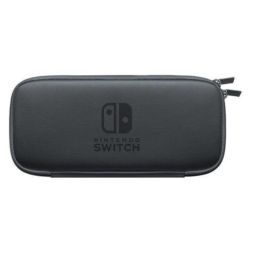 Набор аксессуаров + чехол NINTENDO Switch Pro, для Nintendo Switch, серый nintendo switch серый