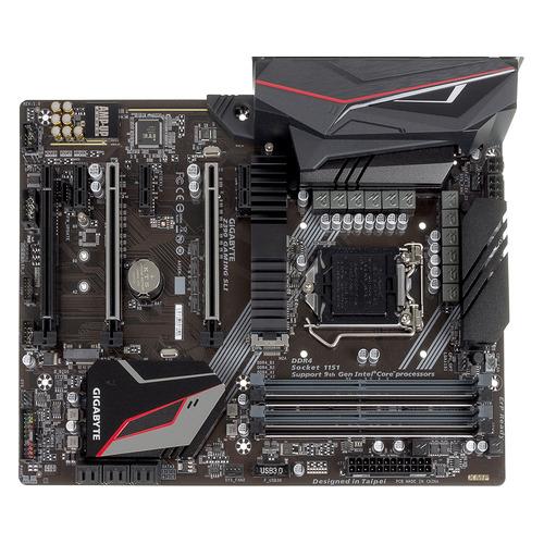 Материнская плата GIGABYTE Z390 GAMING SLI, LGA 1151v2, Intel Z390, ATX, Ret