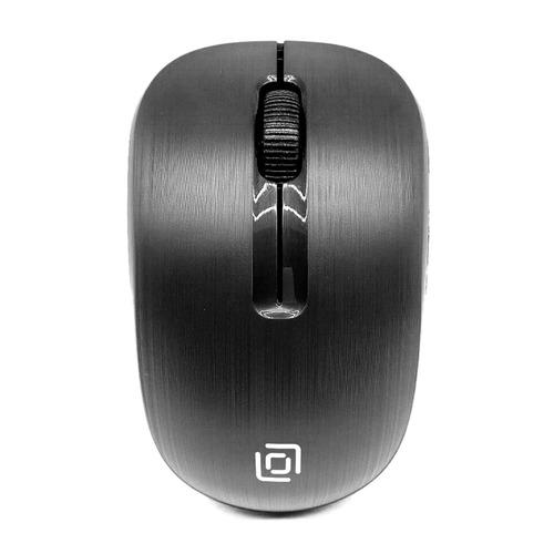 Мышь OKLICK 525MW, оптическая, беспроводная, USB, черный все цены