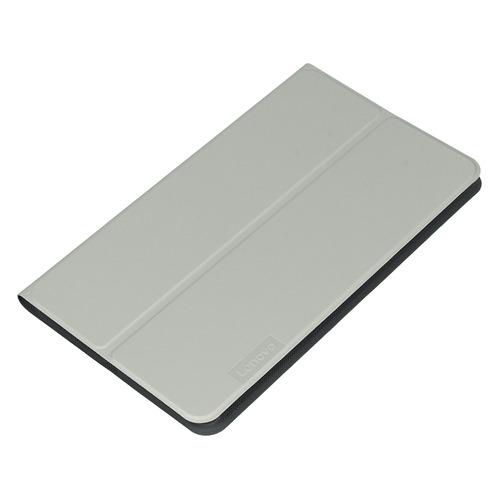 Чехол для планшета LENOVO Folio Case/Film, для Lenovo Tab 4 8, серый [zg38c01737] цена и фото