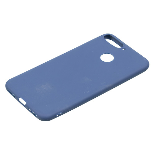 Чехол (клип-кейс) Gresso Meridian, для Huawei Honor 7A Pro/7С, темно-синий [gr17mrn254] GR17MRN254