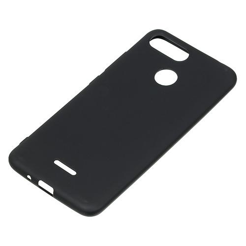Чехол (клип-кейс) GRESSO Meridian, для Xiaomi Redmi 6, черный [gr17mrn346] цена и фото