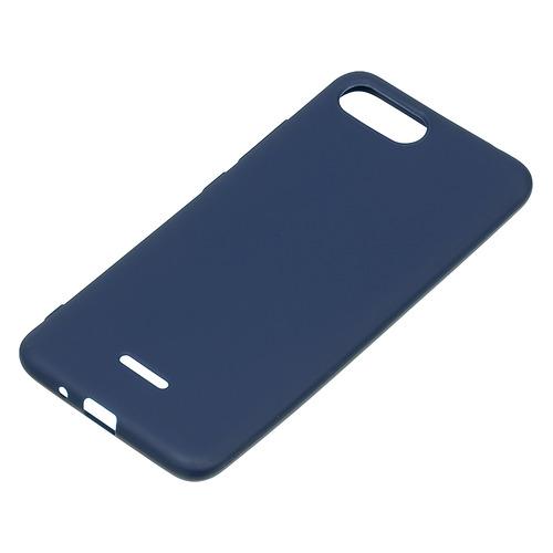 Чехол (клип-кейс) GRESSO Meridian, для Xiaomi Redmi 6A, темно-синий [gr17mrn345] Meridian по цене 20