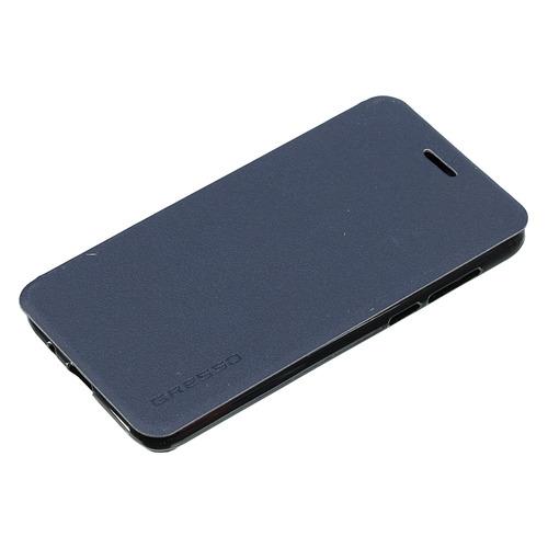 Чехол (флип-кейс) GRESSO Atlant, для Huawei Honor 7A/Y5 Lite/Y5 Prime (2018), синий [gr15atl152] стоимость