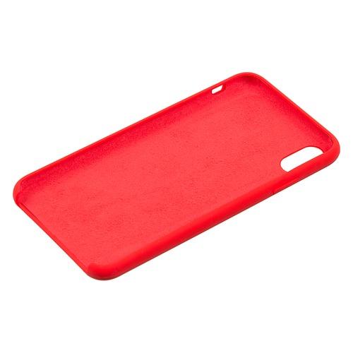 купить Чехол (клип-кейс) GRESSO Gresso Smart, для Apple iPhone XS Max, красный [gr17smt035] по цене 150 рублей