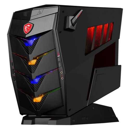 Компьютер MSI Aegis 3 8RD-204RU, Intel Core i7 8700, DDR4 16Гб, 2Тб, 256Гб(SSD), NVIDIA GeForce GTX 1070 ARMOR - 8192 Мб, DVD-RW, Windows 10, черный [9s6-b91811-204] компьютер msi vortex g25 8re 033ru intel core i7 8700 ddr4 16гб 1000гб 256гб ssd nvidia geforce gtx 1070 8192 мб windows 10 черный [9s7 1t3111 033]