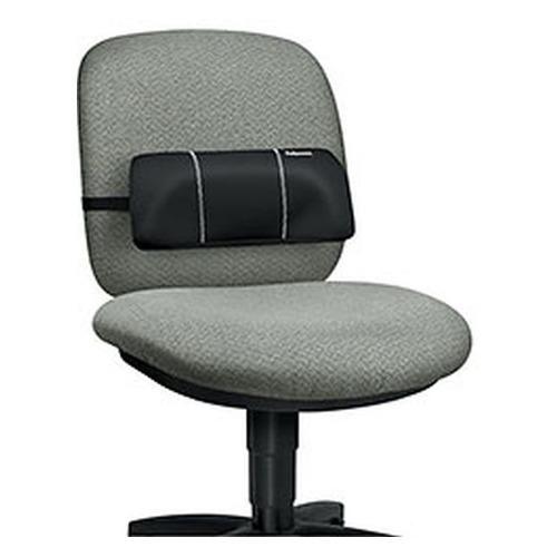 Поддерживающая подушка FELLOWES Smart Suites Portable 80421, для кресел [fs-80421] рабочая станция для ноутбука smart suites