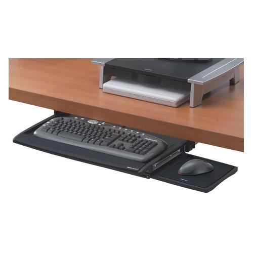 Подставка FELLOWES Office Suites 80312, для клавиатуры [fs-80312] поддерживающая подушка fellowes office suites mesh