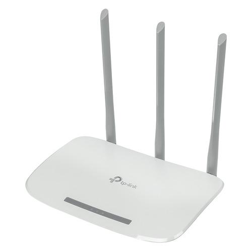 Wi-Fi роутер TP-LINK TL-WR845N, белый tp link tl wr845n беспроводной белый