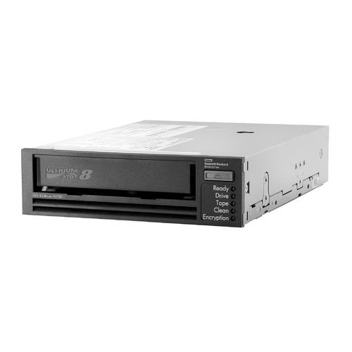 Ленточный накопитель HPE StoreEver MSL LTO-8 Ultrium 30750 SAS Drive Upgrade Kit (Q6Q68A) ленточный накопитель hpe msl lto 7 fc drive upgrade kit n7p36a