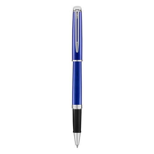 Ручка роллер Waterman Hemisphere (2042969) Bright Blue CT черные чернила подар.кор. цена