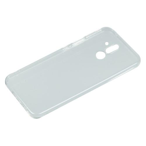 Чехол (клип-кейс) DF hwCase-62, для Huawei Mate 20 Lite, прозрачный
