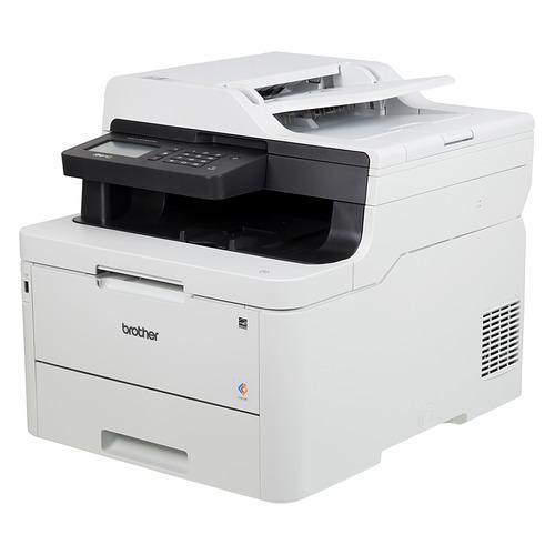 МФУ лазерный BROTHER MFC-L3770CDW, A4, цветной, светодиодный, белый [mfcl3770cdwr1] MFC-L3770CDW по цене 39 760