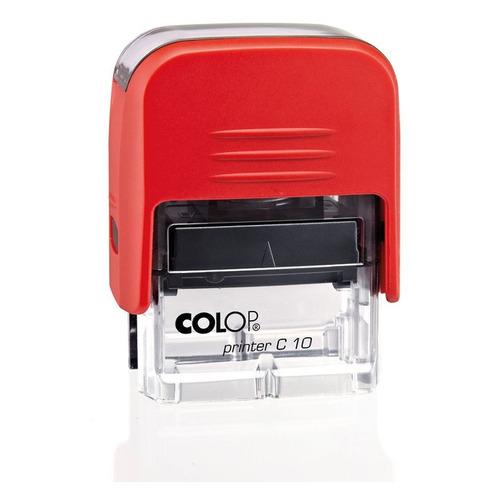 Текстовый штамп автоматический COLOP Printer C20/КОПИЯ ВЕРНА, оттиск 38 х 14 мм, шрифт 3.1 мм, прямоугольный